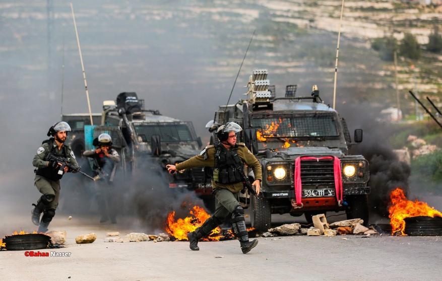 إصابة طفل بالرصاص الحي في رأسه خلال قمع الاحتلال مسيرة كفر قدوم