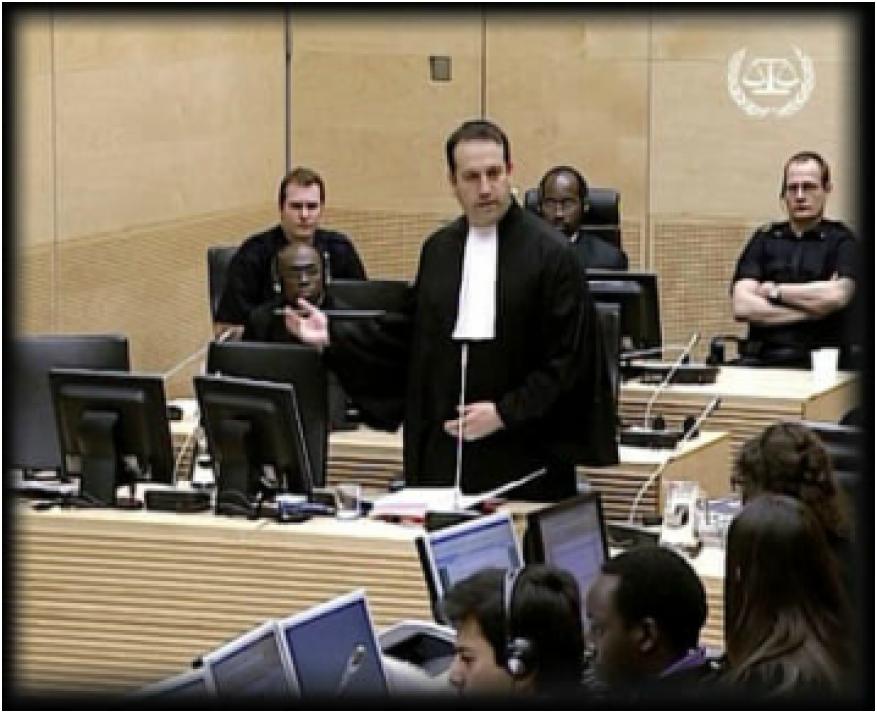 """قاضي بـ""""الجنايات الدولية"""": مخطئ من يعتقد أنه يمكن رشوة المدعي العام الجديد"""