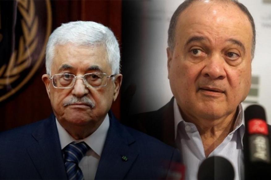 عباس يقرر إقالة ناصر القدوة من رئاسة مجلس إدارة مؤسسة ياسر عرفات