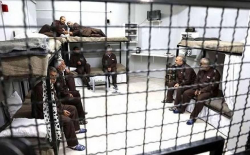 إصابة 15 أسيرًا بفيروس كورونا وارتفاع الحصيلة في سجون الاحتلال إلى 265