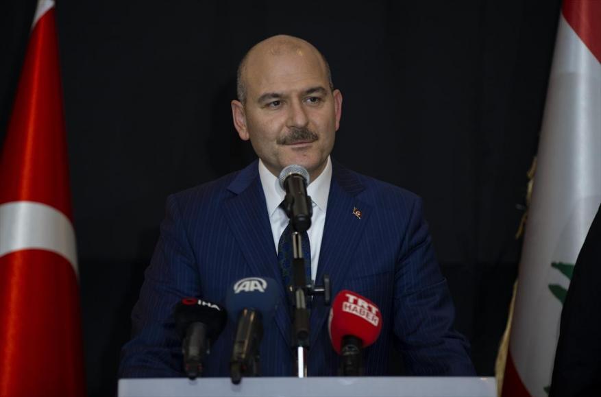 وزير الداخلية التركي: لم نتخل عن روح الأنصار والمهاجرين في استضافة اللاجئين