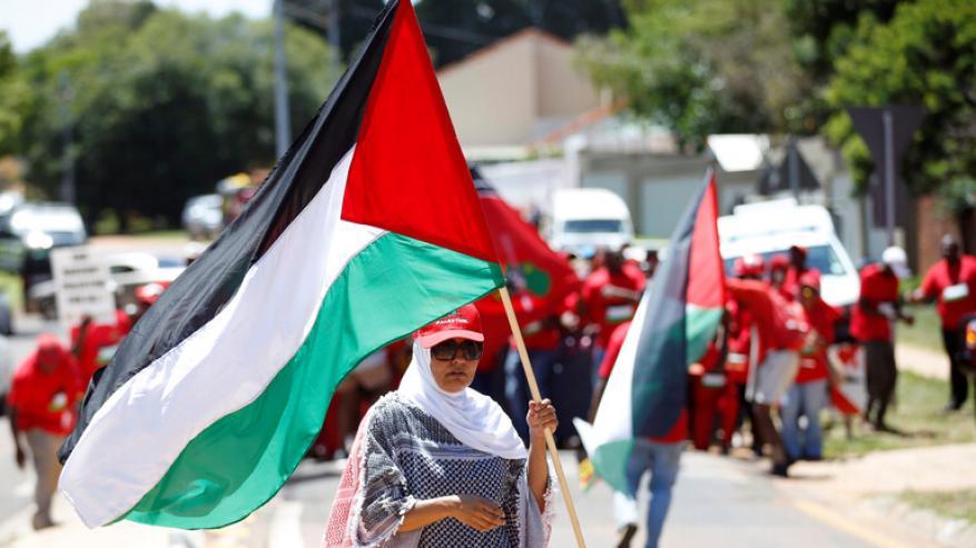 """بعد حادثة """"الرحالة"""".. جنوب إفريقيا تؤكد تضامنها الثابت مع الشعب الفلسطيني"""