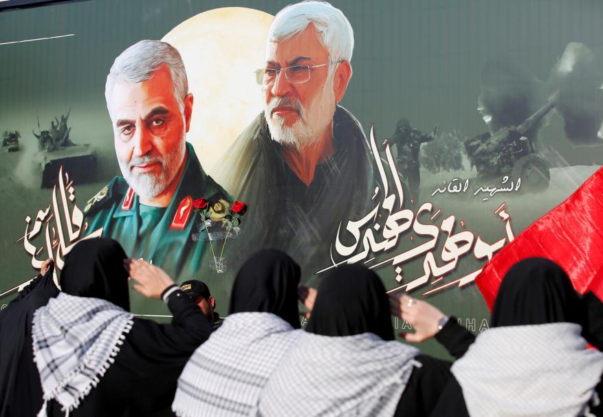 """""""رويترز"""": إيران تغير نهجها في العراق بعد مقتل سليماني"""