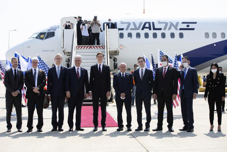 فصائل المقاومة: استقبال الإمارات للوفد الإسرائيلي الأمريكي خدمة مجانية للاحتلال وشرعنة لعدوانه