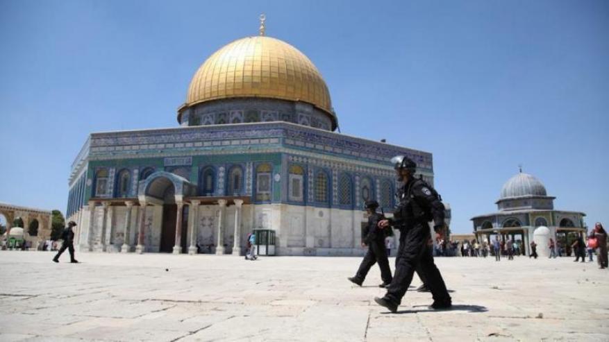 إذاعة عبرية: إغلاق الأقصى أمام اقتحامات المستوطنين