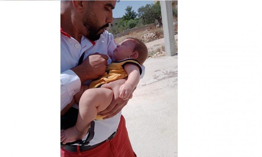 إصابة رضيعة بالاختناق إثر استهداف الاحتلال المنازل بقنابل الغاز في كفر قدوم