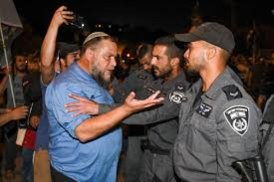 تنظيم يميني متطرف يدعو أنصاره للتجمع في باب العامود غدا