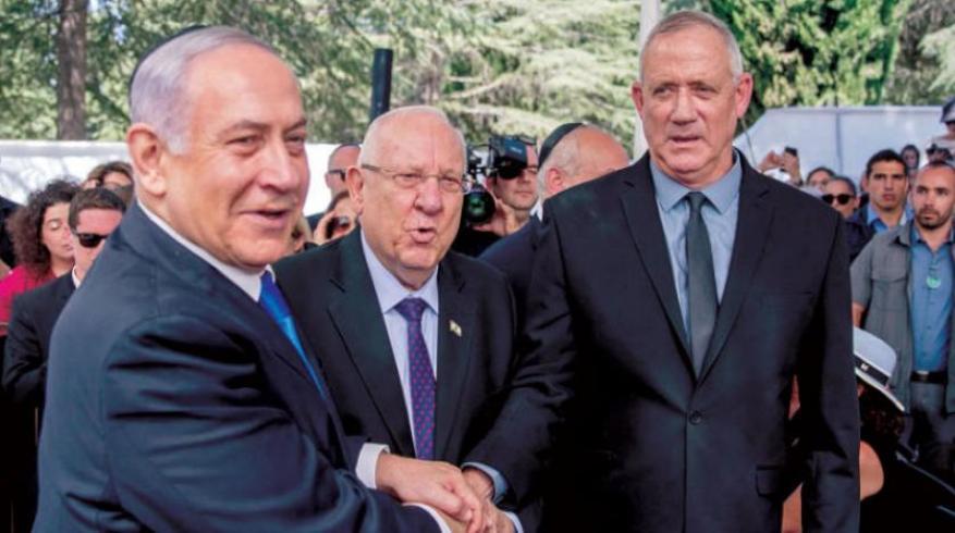 سيناريوهات تشكيل الحكومة الاسرائيلية والفلسطينيون
