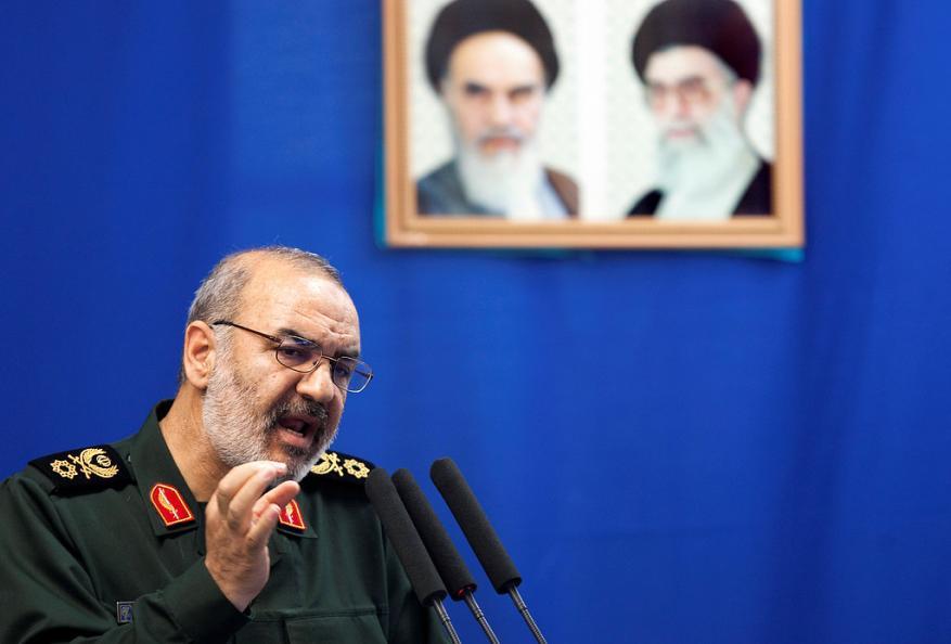 الحرس الثوري الإيراني: لن نسحب قواتنا من المنطقة