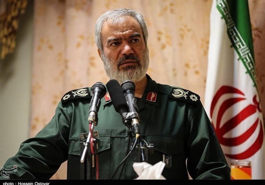الحرس الثوري: واشنطن ولندن ستندمان على احتجاز ناقلة إيرانية