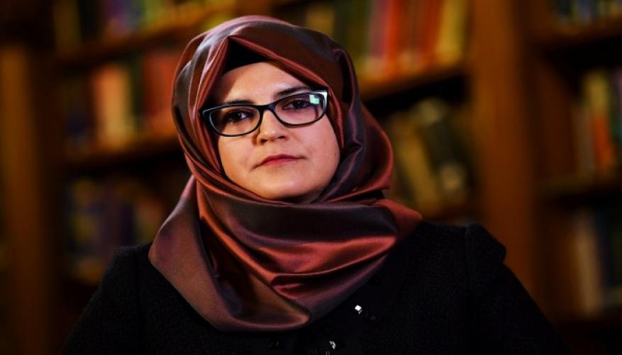 خطيبة خاشقجي ترحب بلائحة الاتهام التركية