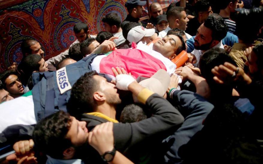 600 انتهاك للاحتلال بحق الصحفيين منذ بداية العام