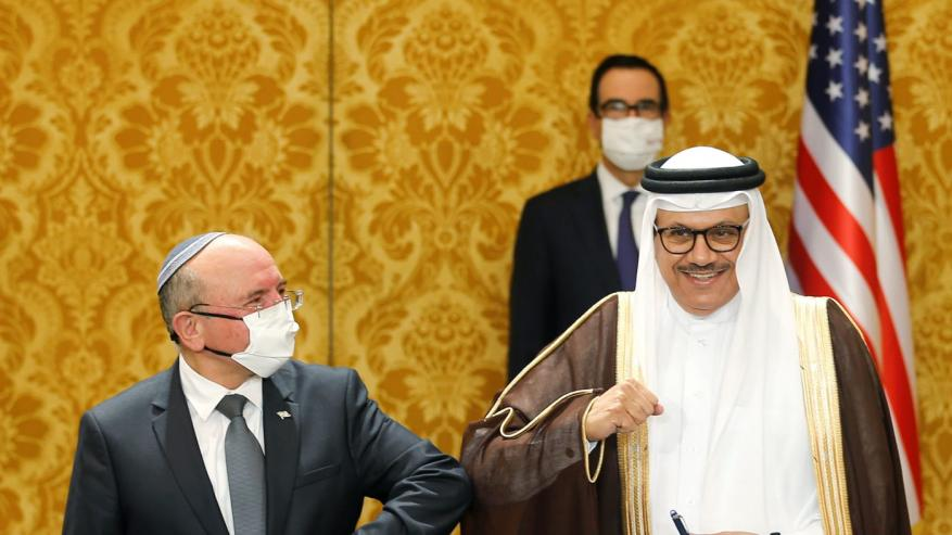 حكومة الاحتلال تصادق على اتفاق التطبيع مع البحرين