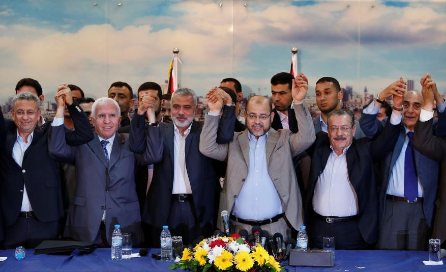 تفاصيل مبادرة الفصائل الفلسطينية للمصالحة.. 4 قضايا رئيسية وفترة انتقالية لعام