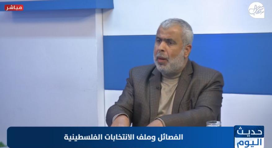 أبو هـلال لشهاب: عباس أصر على استثنائنا من حوار القاهرة !