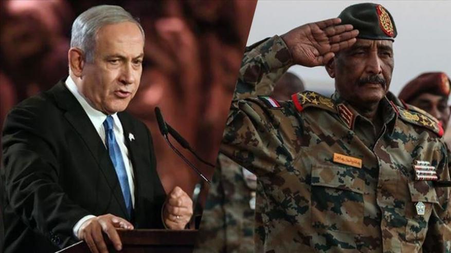 البرهان عن لقاء نتنياهو: التطبيع مع إسرائيل مصلحة سودانية ويحظى بتأييد شعبي