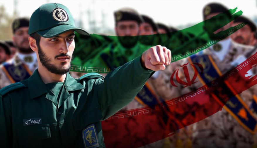 """الحرس الثوري الإيراني ينشر فيديو لـ""""تحرير الأقصى وتفجير الكونغرس"""""""