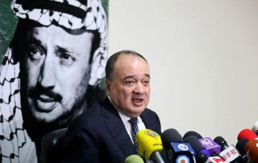 ناصر القدوة يعلن تشكيل الملتقى الوطني الديمقراطي الفلسطيني لخوض الانتخابات