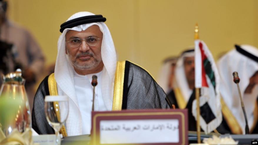 """الإمارات تُجدد دعمها لـ """"صفقة ترمب"""":الرفض وجلد الذات دون بدائل تراكم تاريخي ندفع ثمنه !"""