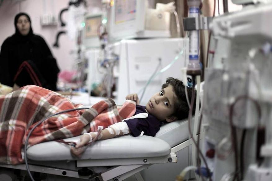 """مركز حقوقي يطالب بتزويد غزة بالأجهزة الطبية ومستلزمات مواجهة """"كورونا"""""""