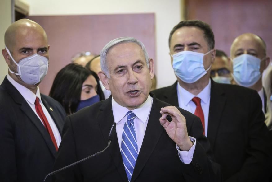 نتنياهو: إذا قبل الفلسطينيون الشروط سيقام كيان يصفه ترامب بدولة