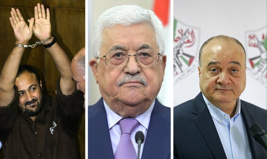 """البرغوثي والقدوة يمهلان عباس وفتح حتى 5 مارس """"ذاهبان إلى تشكيل قائمة خاصة"""""""
