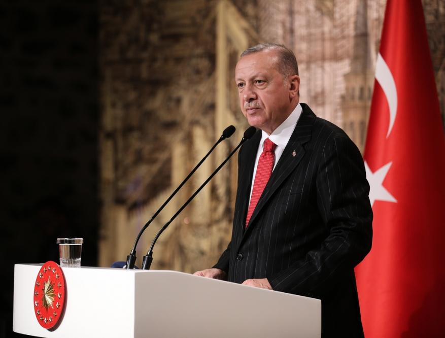 """أردوغان: """"نبع السلام"""" ستتواصل بحزم إذا لم تلتزم واشنطن بوعودها"""