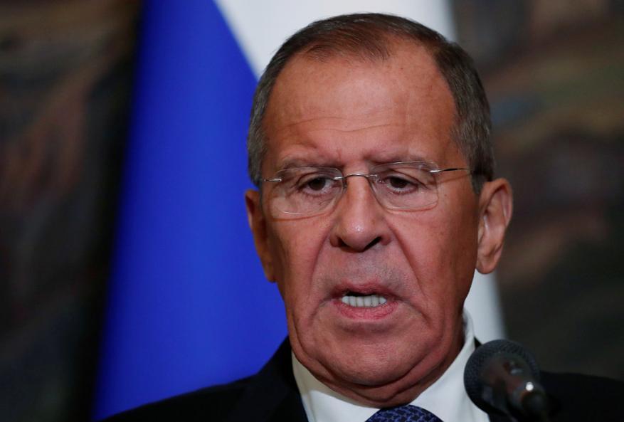 لافروف: روسيا مستعدة لتحسين العلاقات مع الولايات المتحدة إذا رغبت