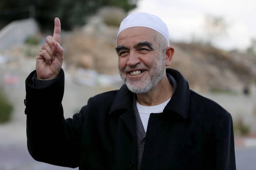 محكمة الاحتلال توافق على توسيع نافذة القيد الالكتروني للشيخ رائد صلاح