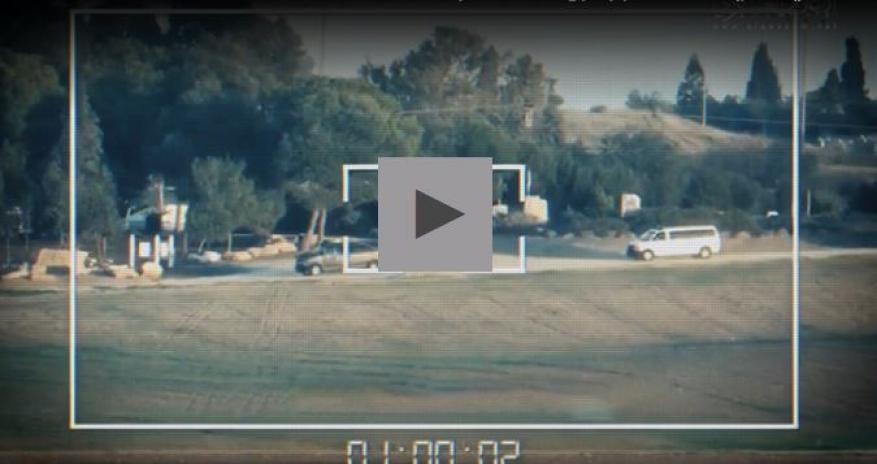 """شاهد.. كتائب القسام تنشر تفاصيل عملية الباص خلال """"حد السيف"""".. ما قصة #قناص_الآليات؟"""