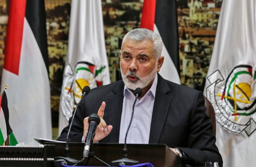 هنية: وفد برئاسة العاروري سيزور القاهرة للتباحث في ملفات المصالحة والأوضاع بغزة