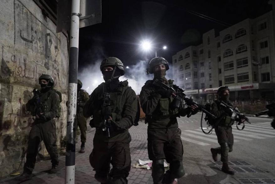 الاحتلال يعتقل 6 مواطنين من جنين وبيت لحم