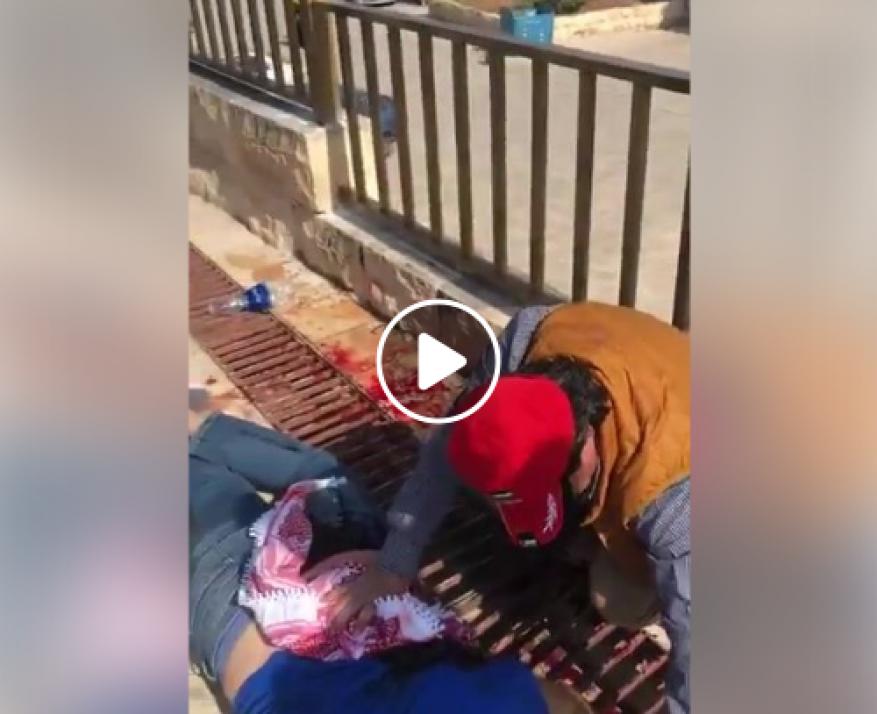 طعن 3 سياح اسبان ورجل أمن في مدينة جرش الأردنية