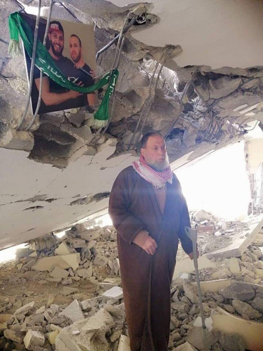 الاحتلال يحول الشيخ أبو عاصف البرغوثي للاعتقال الإداري