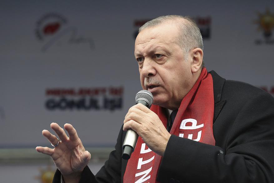 أردوغان: نتنياهو ظالم ودولته مضطهدة وإرهابية