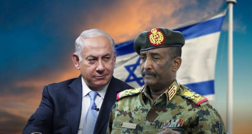 هذه مصالح الاحتلال الإسرائيلي الاستراتيجية في التطبيع مع السودان