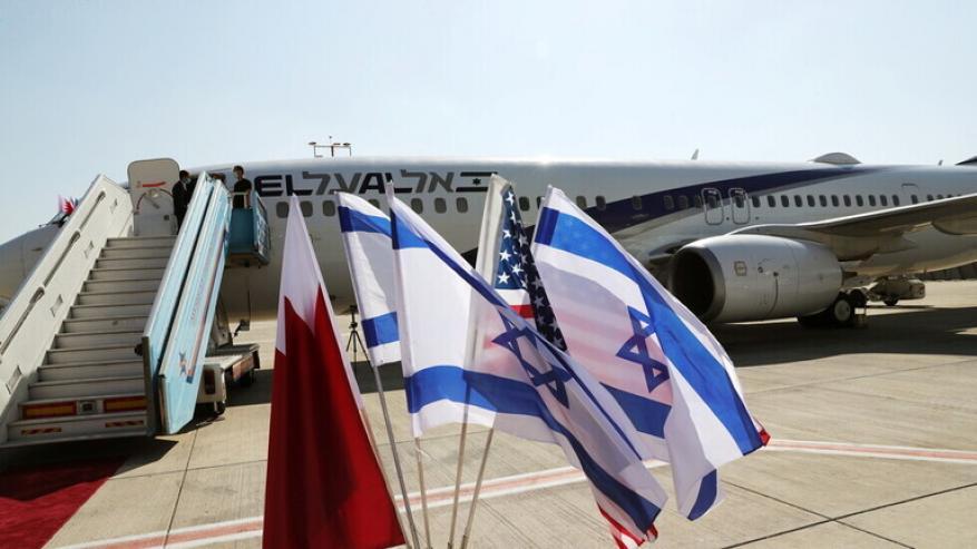 ثاني وفد رسمي بحريني برئاسة وزير الصناعة والتجارة يزور الكيان الإسرائيلي الثلاثاء
