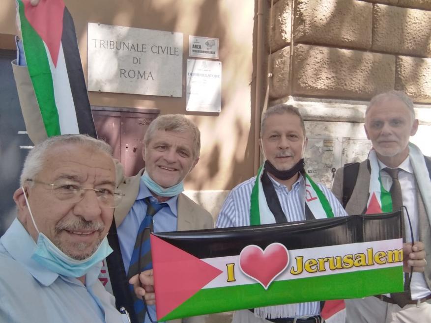 أٌجبرت على الاعتذار.. مؤسسات فلسطينية تحقق انتصاراً قضائيا على القناة الرسمية الإيطالية
