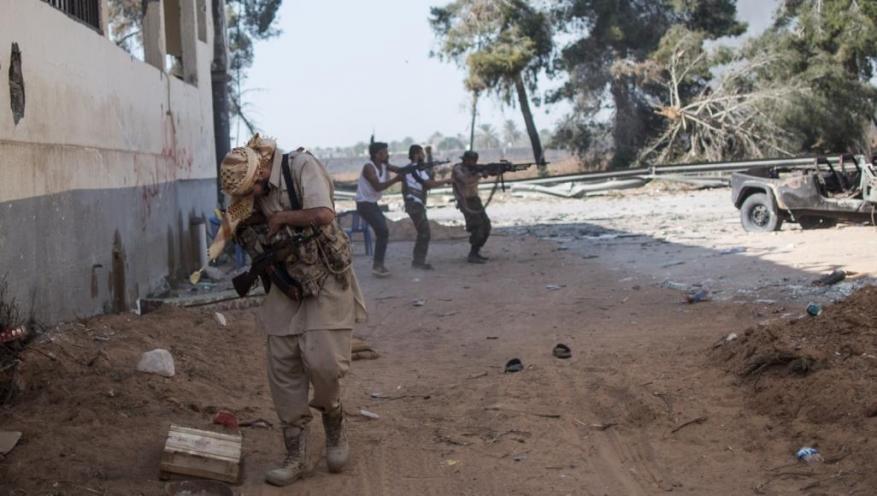 معارك جنوب طرابلس.. قتلى وأسرى من قوات حفتر