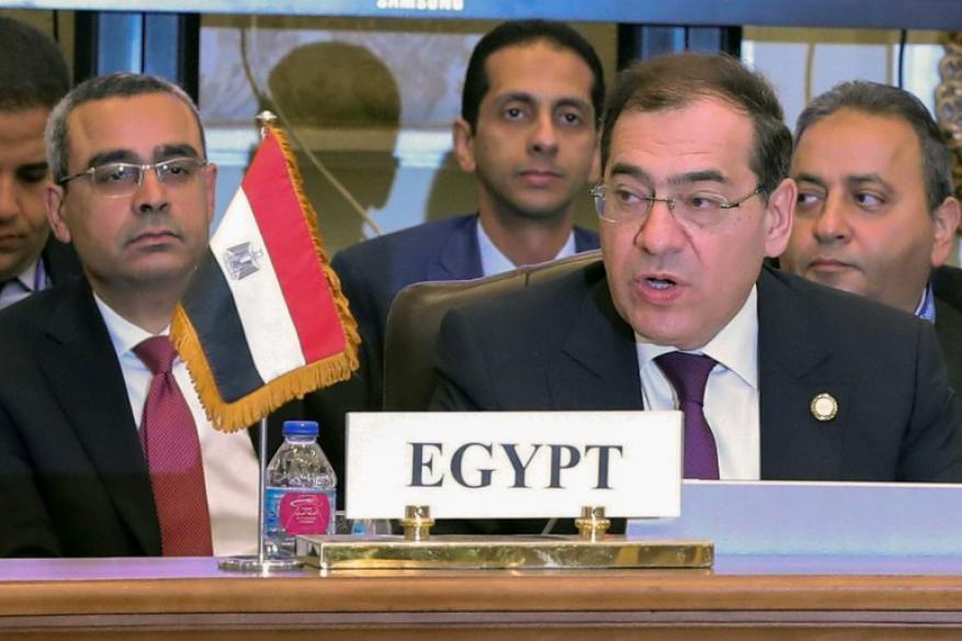 """وزير النفط المصري يزور """"تل أبيب"""" الأسبوع المقبل"""