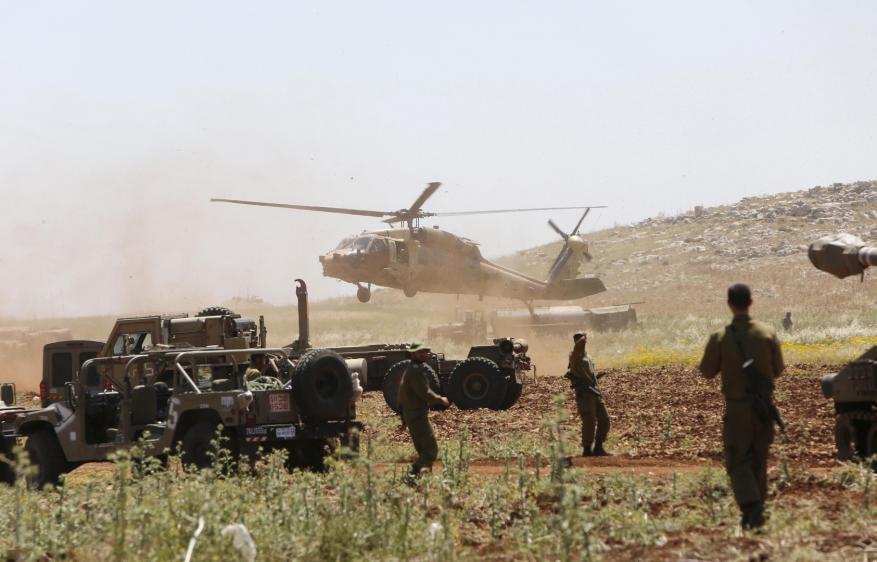في رسالة لحزب الله.. جيش الاحتلال يجري تدريبات عسكرية مفاجئة في جبل الشيخ