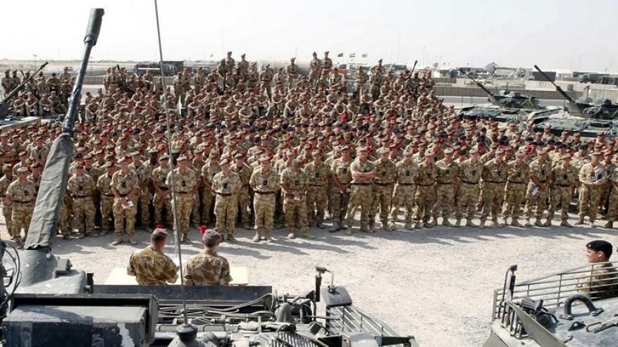 بريطانيا تسرّح 10 آلاف عسكري.. ما السبب؟