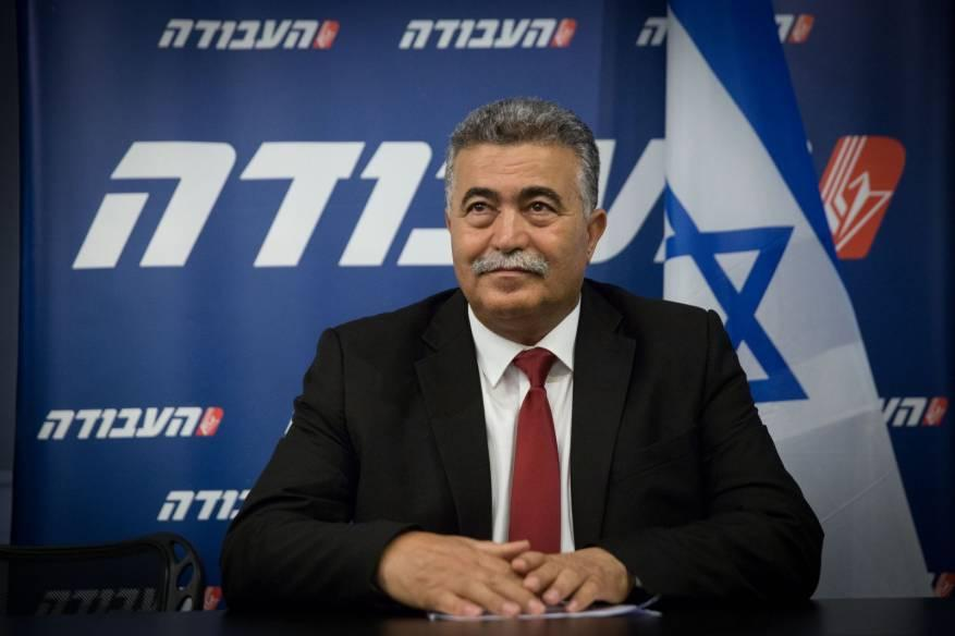 بيرتس رئيسًا مؤقتًا للكنيست الإسرائيلي واستئناف مفاوضات تشكيل حكومة