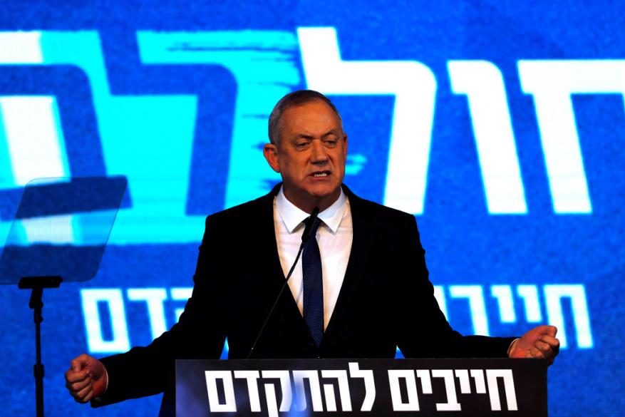 غانتس يهدد غزة ونتنياهو يعزز الاستيطان في غلافها