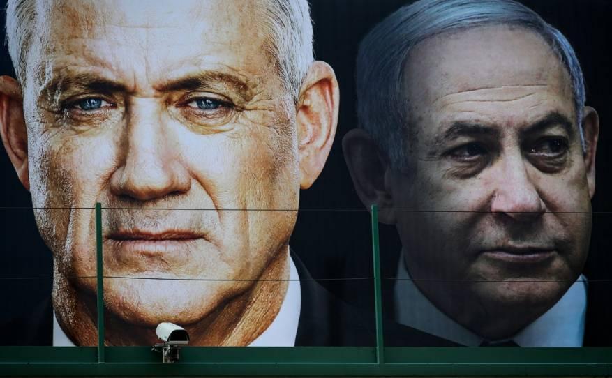 المفاوضات تعثرت.. استطلاع: نتنياهو سيشكل حكومة بدون غانتس بانتخابات رابعة
