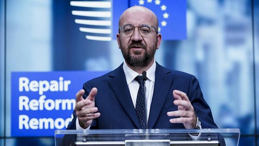 رئيس المجلس الأوروبي يحض دول الاتحاد الموافقة على خطة إنعاش هائلة لمرحلة ما بعد كورونا
