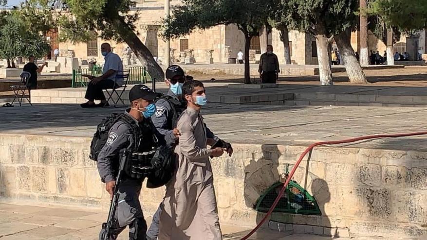 الجامعة العربية تدين بشدة الاعتداءات الإسرائيلية على المسجد الأقصى
