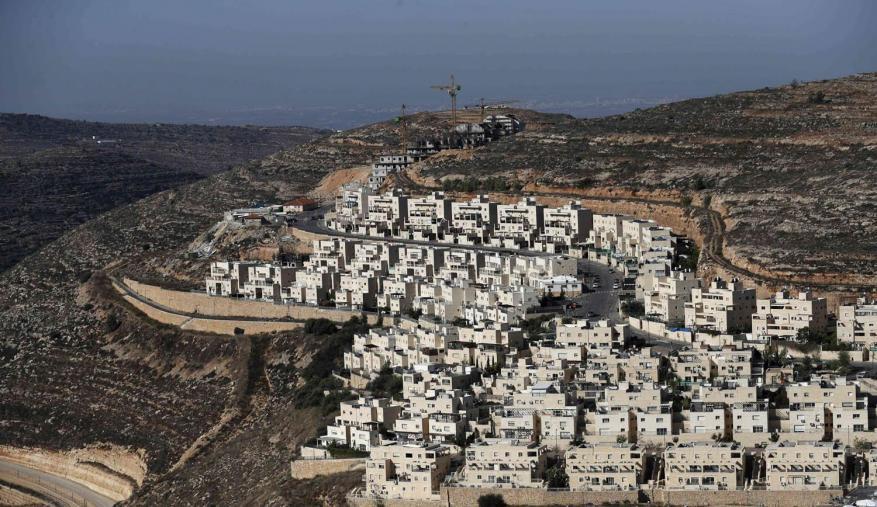 تقرير: الاستيطان يواصل زحفه وسط تصاعد عمليات هدم مساكن ومنشآت الفلسطينيين