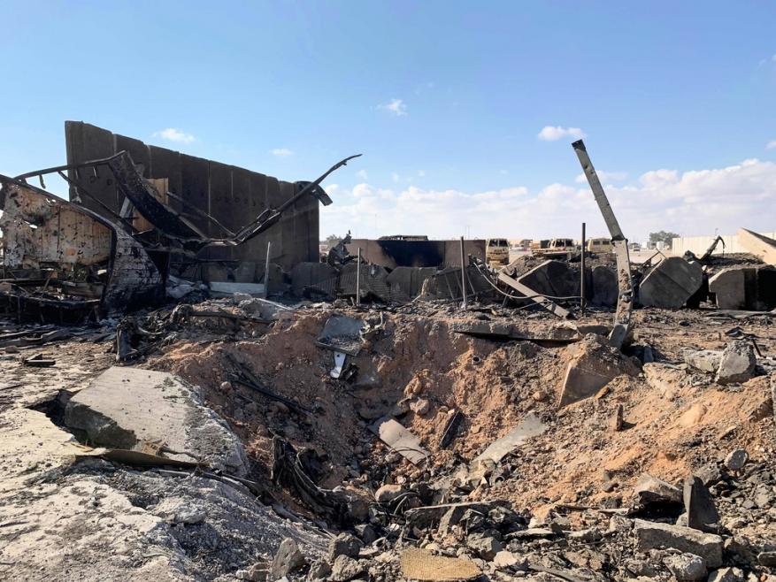 البنتاغون يعترف بإصابة 34 جنديا أمريكيا في القصف الإيراني للقواعد في العراق