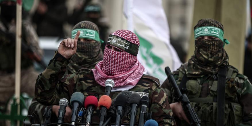 """القسام يعقد مؤتمرا صحفيا حول نتائج تحقيقات عملية """"حد السيف"""""""
